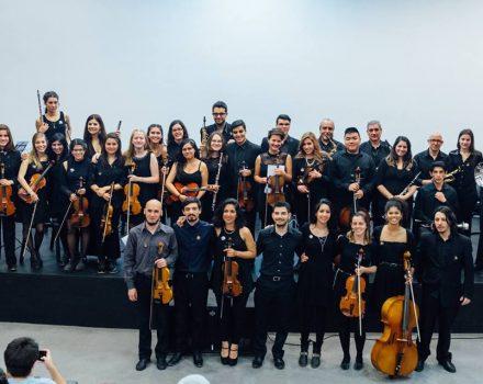 Orquesta Sinfónica Alberto Ginastera