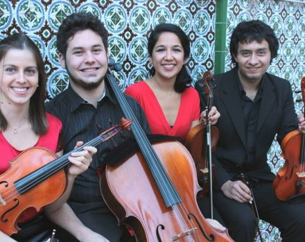 Ginastera Cuarteto de Cuerdas