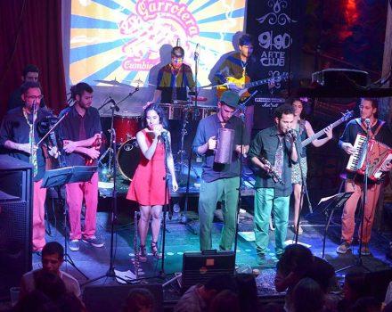 La Garrotera Cumbia Orquesta