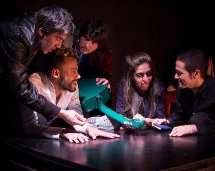 Daniela Martín – Convención Teatro