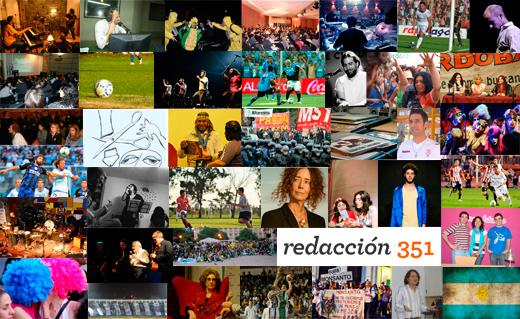 Anuario 2012 de Redacción 351