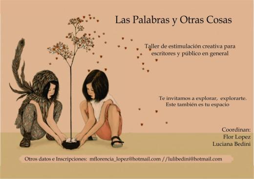 """Literatura: """"Las Palabras y Otras Cosas"""""""