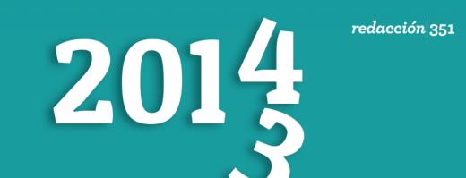 Anuario351: ¡Se nos fue el 2013!