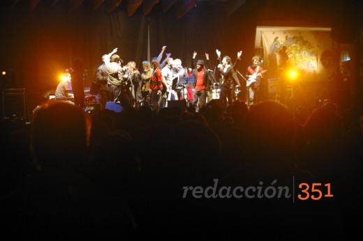 Furia Nacional celebró sus 10 años homenajeando a Spinetta
