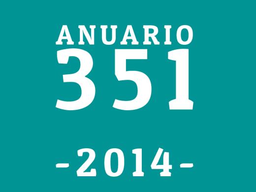 Anuario Musical de Córdoba. Edición 2014.