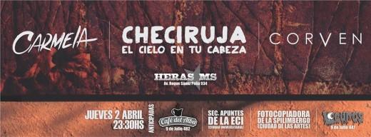 CHECIRUJA en Heras MS
