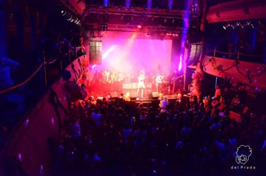La Pata de la Tuerta festejó 15 años de música