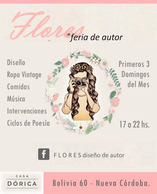 Flores Diseño de Autor en Casa Dórica.