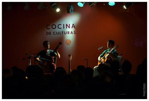 Edgardo Cardozo y Juan Quintero en Córdoba