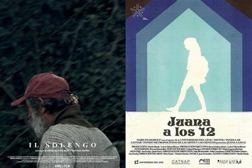 """""""Il Solengo"""" y """"Juana a los 12"""""""