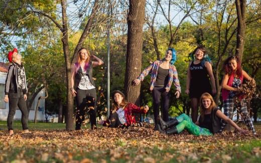 Financiamiento colectivo para el primer disco de Tranki Punki