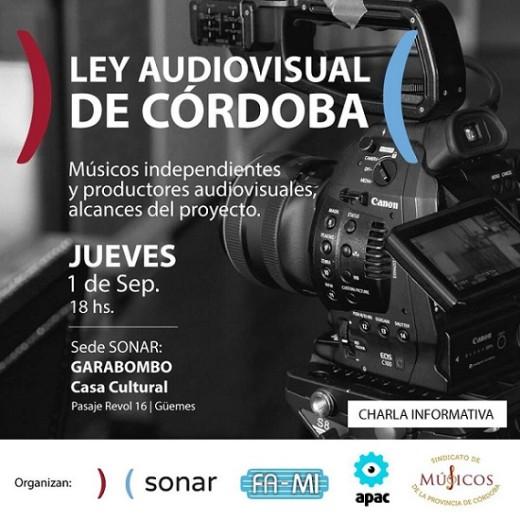 Ley Audiovisual de Córdoba
