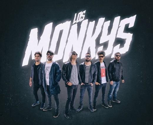 """Los Monkys presentan """"Caieyeah!"""""""