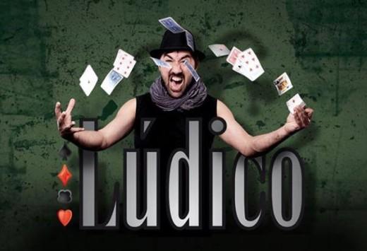 """Marcos Luc presenta """"Lúdico"""""""