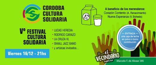 V Festival Solidario