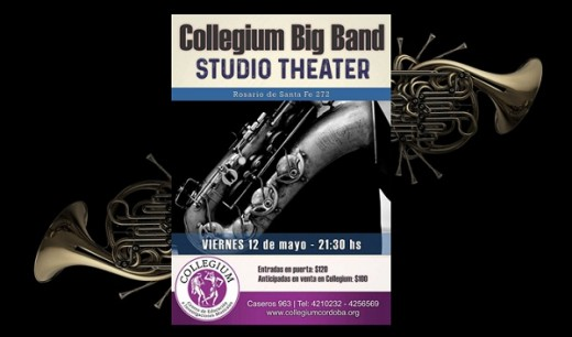 Collegium Big Band en concierto