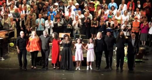 """""""Había una vez, un país"""" en el Teatro San Martín"""