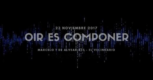 VI Festival de Arte Sonoro