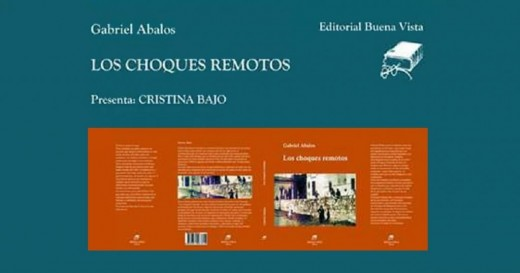 """Gabriel Ábalos presenta """"Los choques remotos"""""""