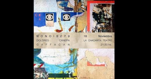 "Nonoise79 presenta ""Mugre, Porno y Animales"""
