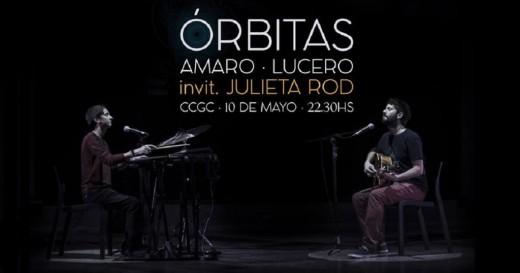 Órbitas invita a Julieta Rod