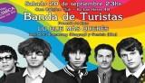 Banda de turistas presenta su nuevo disco en Córdoba