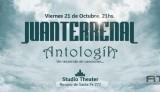 "Juan Terrenal presenta ""Antología"""