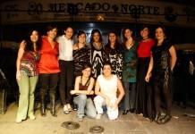 Mujeres en el Mercado Norte