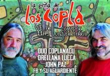 """Vuelve la Peña de """"Los Copla"""" al Comedor Universitario"""
