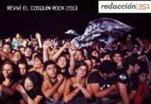 Cosquin Rock 2013: los tres días en imágenes