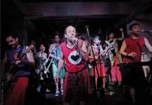 La Pata de la Tuerta: Cumbia militante en La Fábrica Cultural