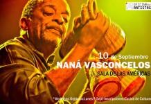 Naná Vasconcelos en Córdoba