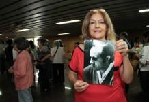 """Soledad García: """"éramos luchadores que defendíamos los derechos de los trabajadores y la vida"""""""