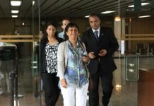 """Miriam Salvador: """"En el D2, todos los represores participaron en las torturas y violaciones"""""""