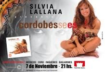 """Silvia Lallana presenta """"Cordobés se es"""""""