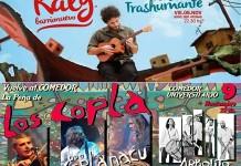 Raly Barrionuevo el viernes – Coplanacu y Peteco Carabajal el sábado