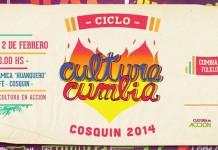 Ciclo Cultura Cumbia en Cosquín