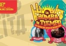 Fiesta con La Bomba de Tiempo, La Pata de la Tuerta y Dj Mar Atlántica