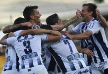 Talleres jugó un gran partido y venció a Ferro (GP) por 4 a 0