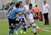 Belgrano no pudo con Quilmes y empató 1 a 1