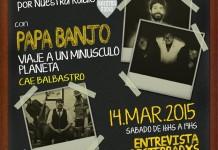 Rodrigo Carazo y Gonza Sánchez en Nuestra Música