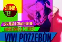Financiamiento colectivo para el nuevo disco de Vivi Pozzebón
