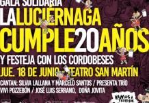 La Luciérnaga cumple 20 años