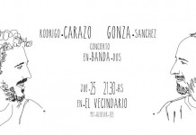 """Rodrigo Carazo y Gonza Sánchez presentan """"En-Banda-Dos"""""""