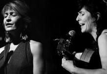 Jenny Náger y Paola Bernal en vivo