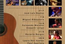 Encuentro de Guitarristas en La Cumbre