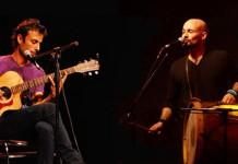 Lucas Heredia y Juan Iñaki en concierto