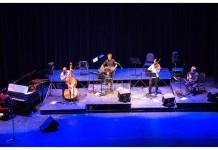 "Damián Torres Quinteto presentó ""Abriendo cancha"""