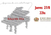 Eduardo Elía en Cocina de Culturas
