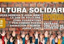 Festival Cultura Solidaria